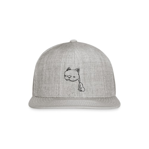 Meowy Wowie - Snap-back Baseball Cap