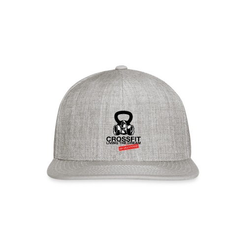 CROSSFIT LTQD - Snap-back Baseball Cap
