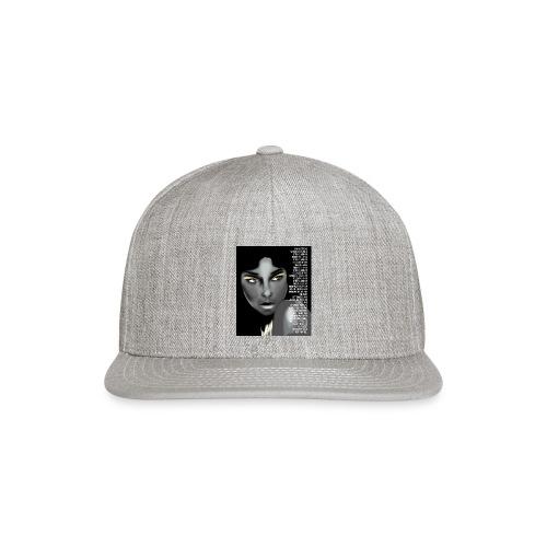 Strong woman - Snapback Baseball Cap