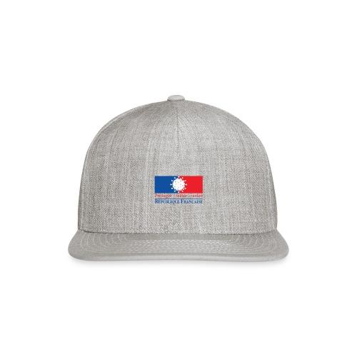 Protéger tester isoler - Snapback Baseball Cap