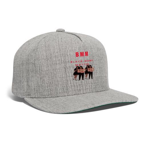 BMM 2 Brown red - Snapback Baseball Cap