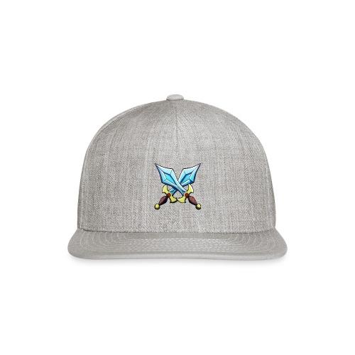 swords full - Snap-back Baseball Cap