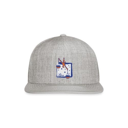 Libra - Snap-back Baseball Cap