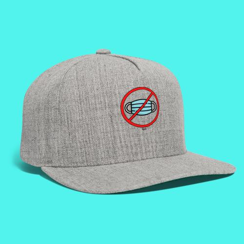 BMG- No Mask Collection - Snapback Baseball Cap