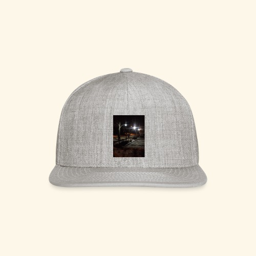 WP 20140104 001 jpg - Snap-back Baseball Cap
