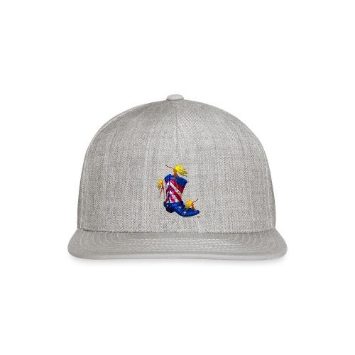 Boot Hoot - Snapback Baseball Cap