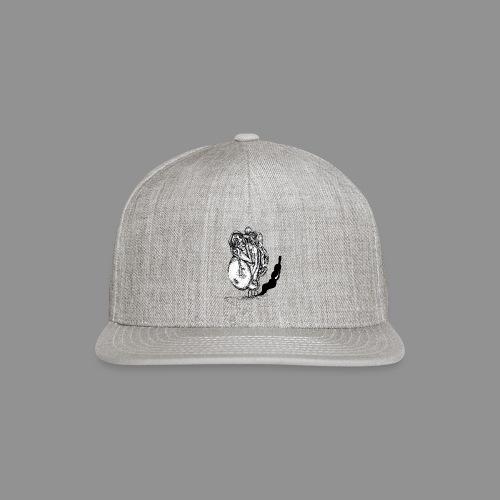 Bulky - Snap-back Baseball Cap