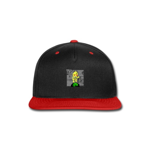 Hollow Earth Mug - Snap-back Baseball Cap