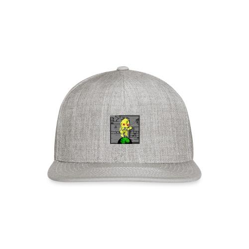 Hollow Earth Mug - Snap-back Baseball Cap