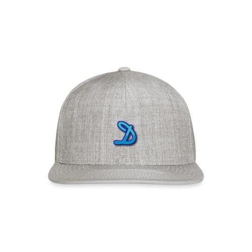 D - Snapback Baseball Cap