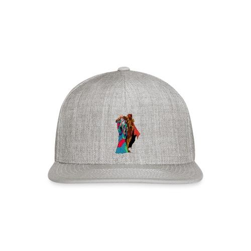 anjelicaPRO png - Snap-back Baseball Cap