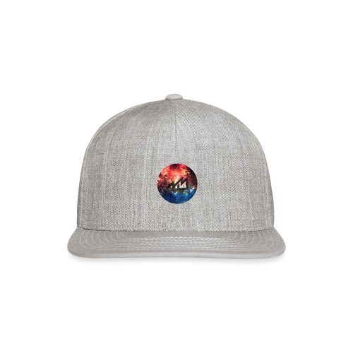 Space MrMan2247 Logo - Snapback Baseball Cap