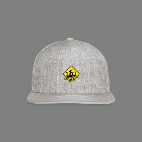 Prop Expo Sign w Year - Snap-back Baseball Cap