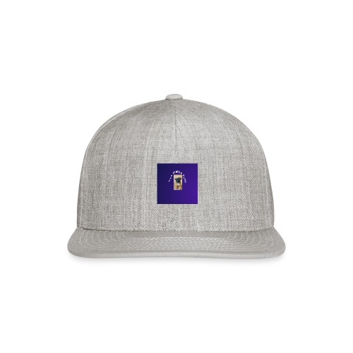 Puppy #1 - Snapback Baseball Cap