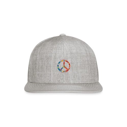 Live, Laugh, Love, the rest is just b.s. - Snapback Baseball Cap