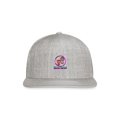 merch_logo - Snap-back Baseball Cap