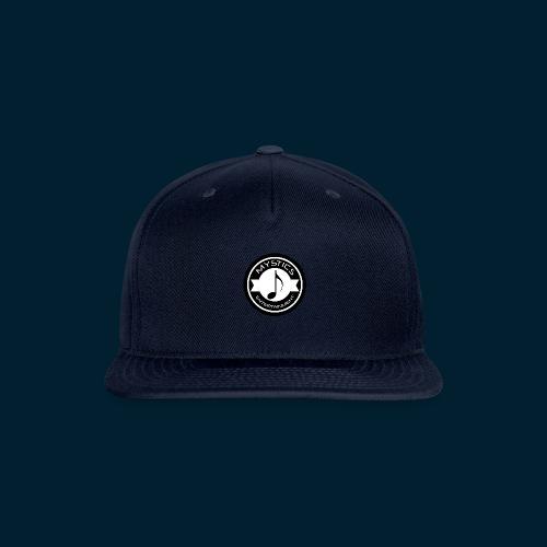 mystics_ent_black_logo - Snapback Baseball Cap