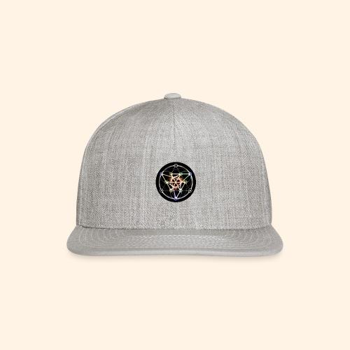Classic Alchemical Cycle - Snap-back Baseball Cap