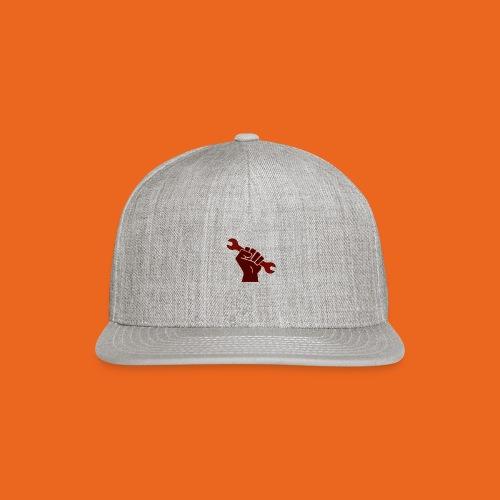 Rustbin Raider - Snapback Baseball Cap