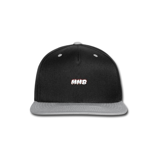 MMB - Snap-back Baseball Cap
