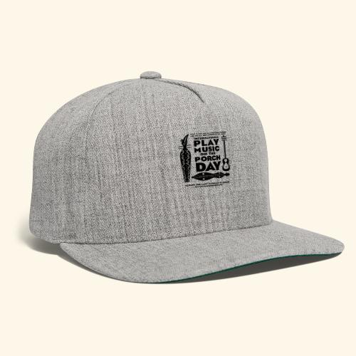 SAPEH_ SHIRT - Snapback Baseball Cap