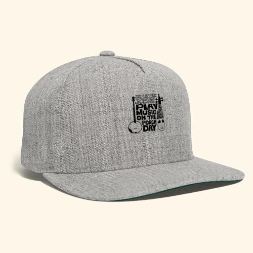 BANJO_RABAB - Snapback Baseball Cap