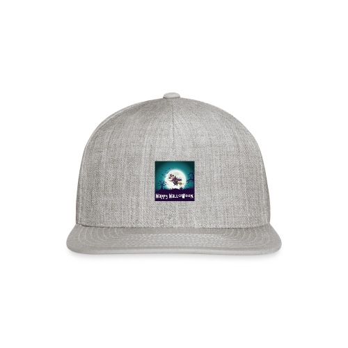 Happy Halloween - Snapback Baseball Cap