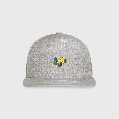 The Simpsons Sushi - Snapback Baseball Cap
