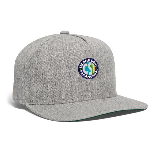 Second Sight Paranormal TV Fan - Snapback Baseball Cap