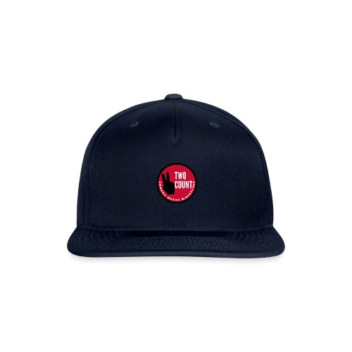 The Two Count Show Shirt - Snap-back Baseball Cap