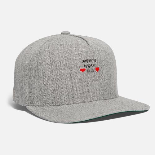 happy labor day - Snapback Baseball Cap