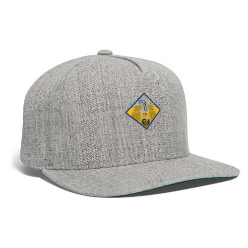 Township of Tullahassee Logo - Snapback Baseball Cap