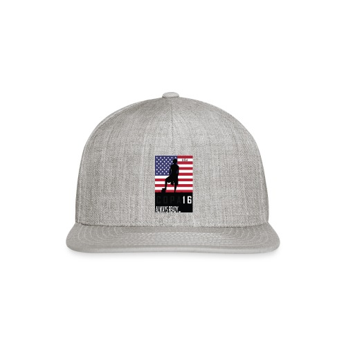 usa - Snap-back Baseball Cap