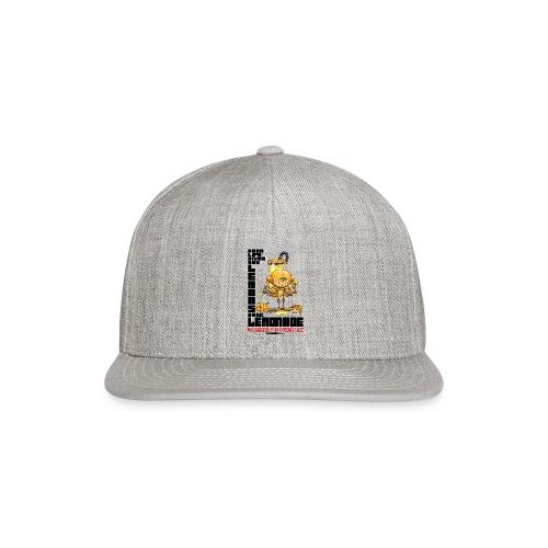 Lemonade Robot!🍋 - Snapback Baseball Cap