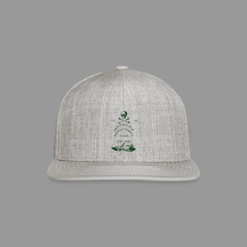 Secret Society Talking Board - Snap-back Baseball Cap