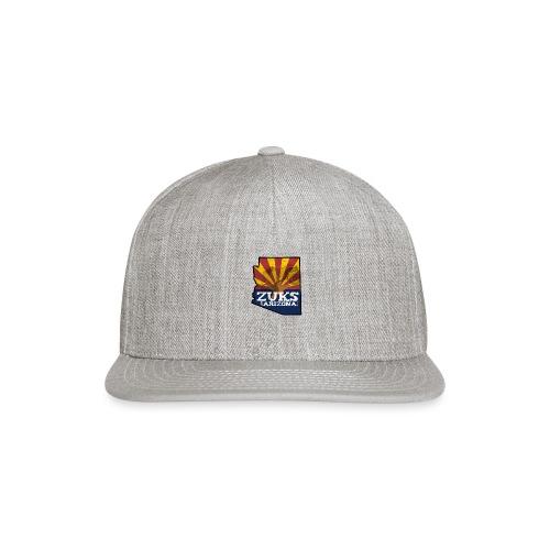 Zuks of Arizona Official Logo - Snap-back Baseball Cap