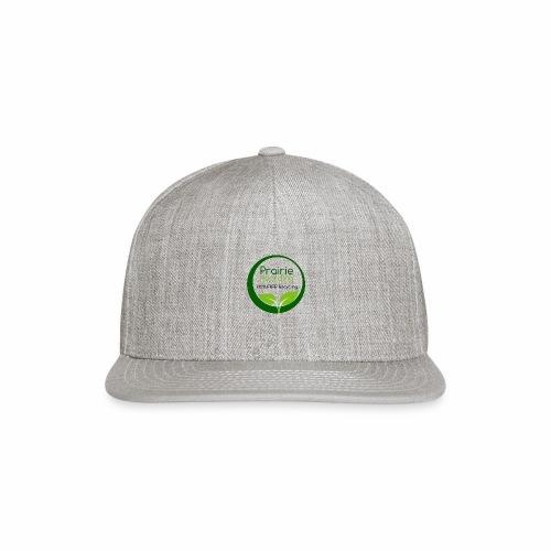 Prairie Recycling Official Logo - Snap-back Baseball Cap