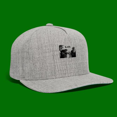 D N BW 2 - Snapback Baseball Cap