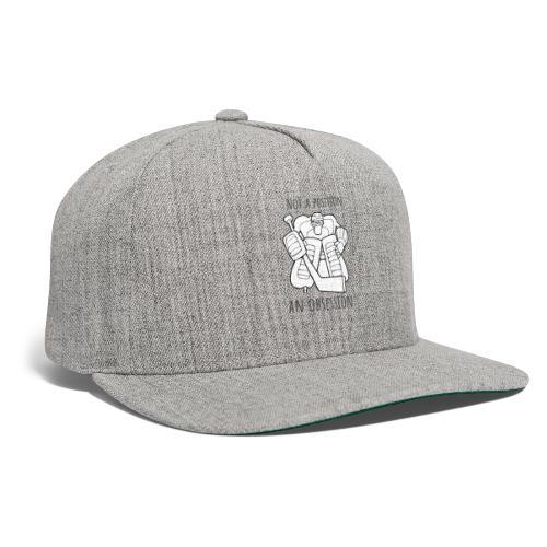 Design 6.3 - Snapback Baseball Cap
