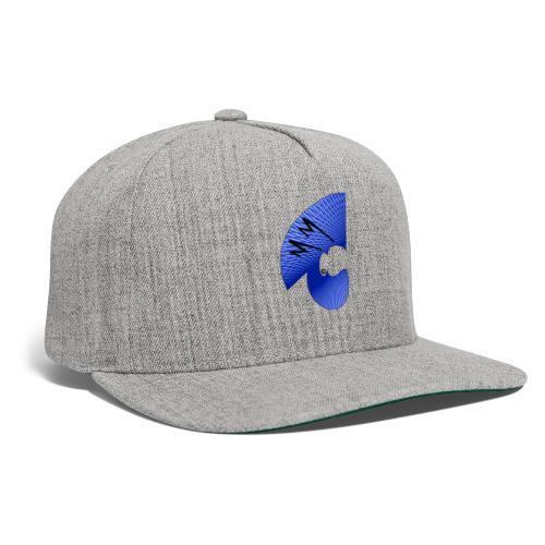 Matty Mohawk Logo - Snapback Baseball Cap