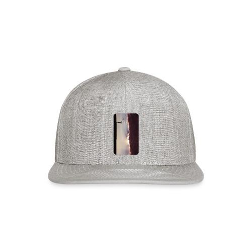 iphones premium01 - Snap-back Baseball Cap