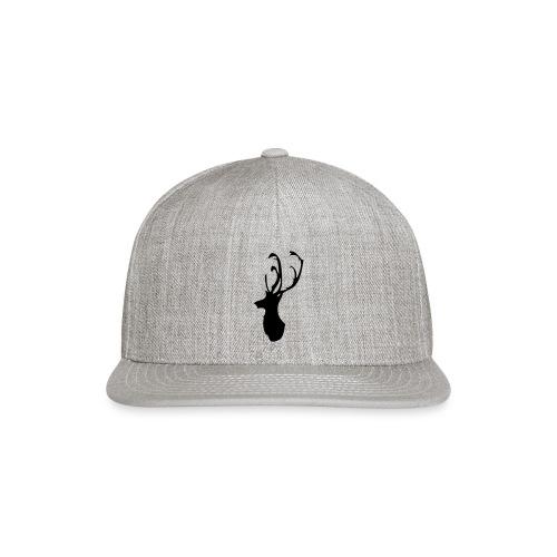 Mesanbrau Stag logo - Snap-back Baseball Cap