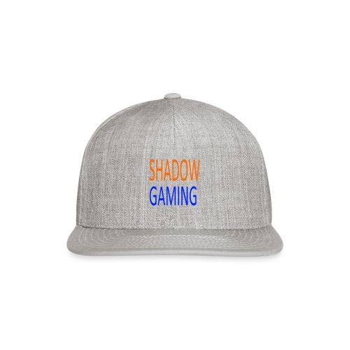 SHADOW GAMING CASE - Snapback Baseball Cap