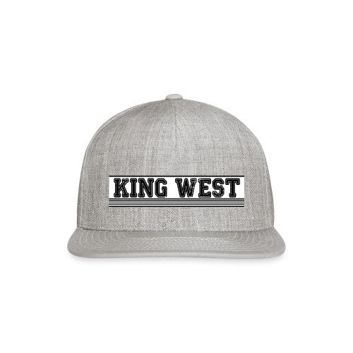 King West OG logo - Snapback Baseball Cap