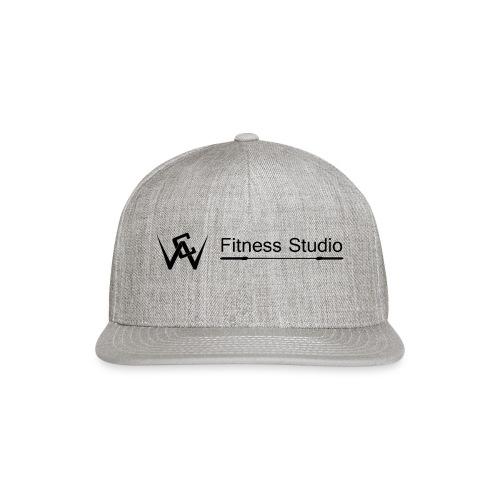Logo for shirt - Snapback Baseball Cap