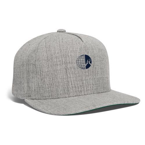 DMI Logo Dark Blue - Snapback Baseball Cap