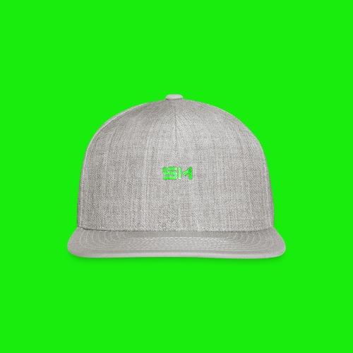 SloMotion logo - Snapback Baseball Cap