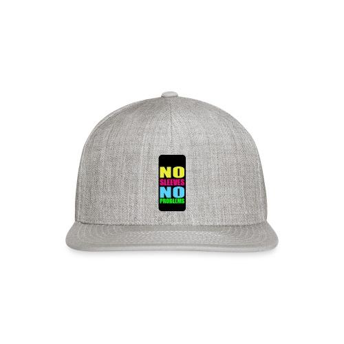 neonnosleevesiphone5 - Snapback Baseball Cap