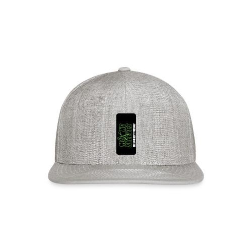 syntiphone5 - Snap-back Baseball Cap