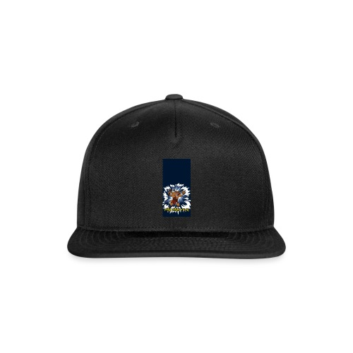 minotaur5 - Snap-back Baseball Cap